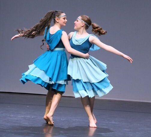 classical greek dance