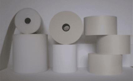 A range of till rolls