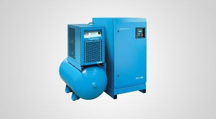 Compressor plant equipment