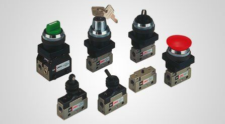 a wide range of pneumatics