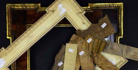 Cornici in legno pregiato