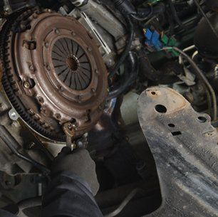 Clutch maintenance