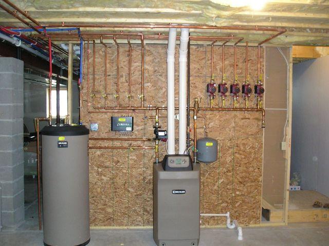 Indoor Heating System