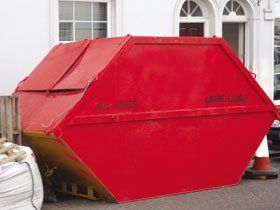 Hire rubbish skip - Bristol, Avon - PH Waste Management  - Rubbish