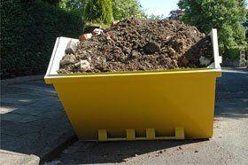 Builders skip - Bristol, Avon - PH Waste Management  - Skip
