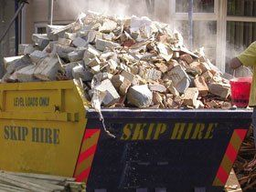 Waste management  - Bristol, Avon - PH Waste Management  - Skip
