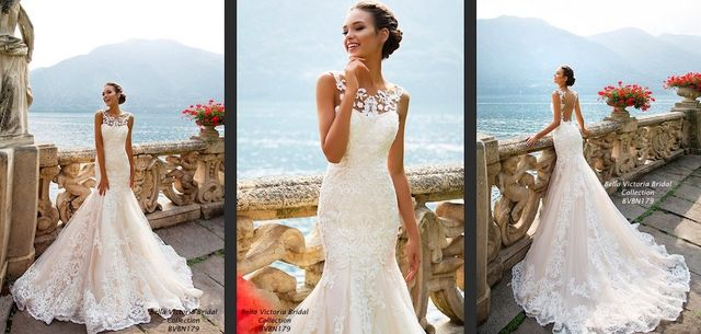 Designer Wedding Gown2 Image