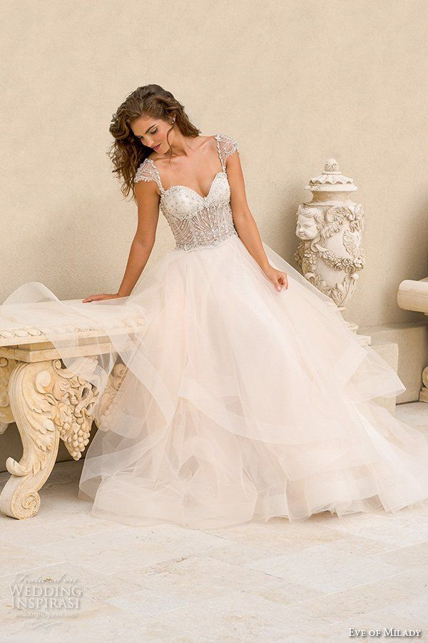 Eve of Milady Gowns Features in Wedding Inspirasi 2015