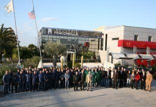 staff lavorativo delle industrie fracchiolla