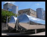serbatoi in acciaio settore alimentare