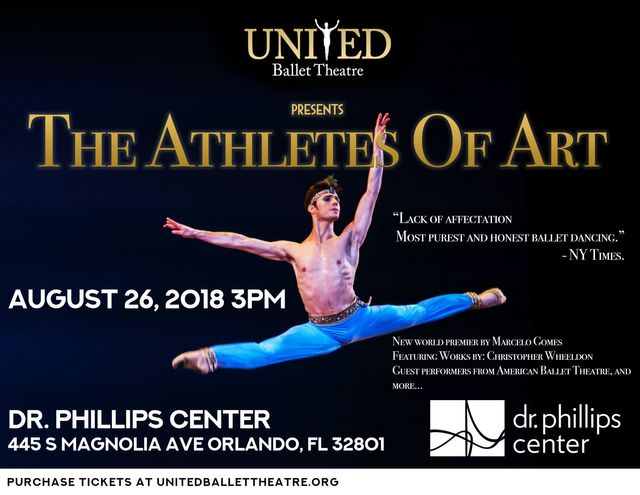 United Ballet Theatre - Orlando, FL - Press & News