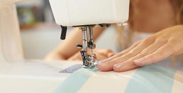 fabric stitching
