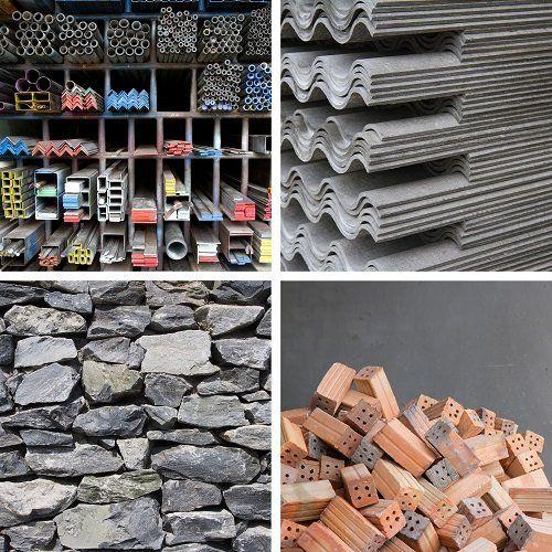 Materiale connesso con l'architettura e la costruzione