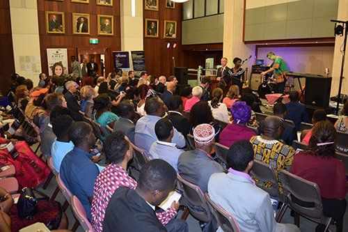 Event for the African Australian communities