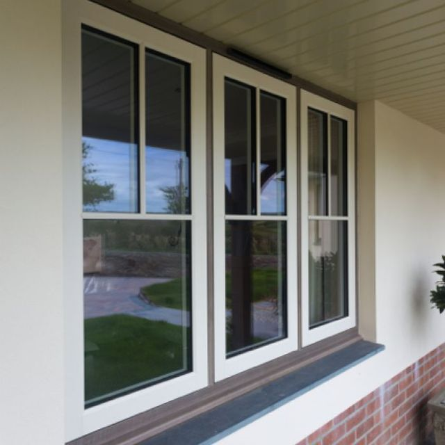 Domestic window installations