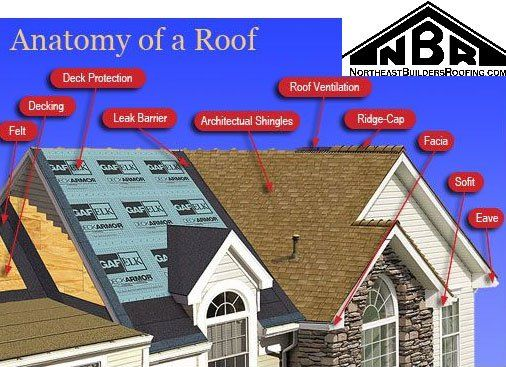 Anatomy of a roof