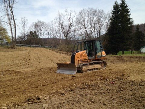 excavating contractor Franklinville, NY