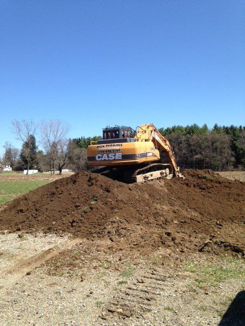 excavating contractor Olean, NY