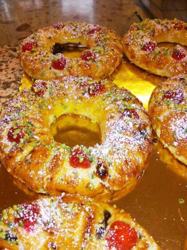 Paste dolci a Caltanissetta