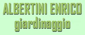 GIARDINAGGIO ALBERTINI ENRICO - LOGO