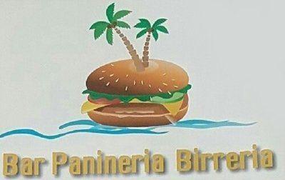 BAR PANINERIA L'ISOLA DEL PANINO-Logo
