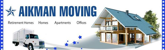 Moving Companies | Hurst, TX | Aikman Moving