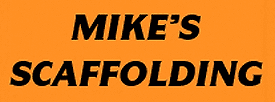 Mike's Scaffolding logo