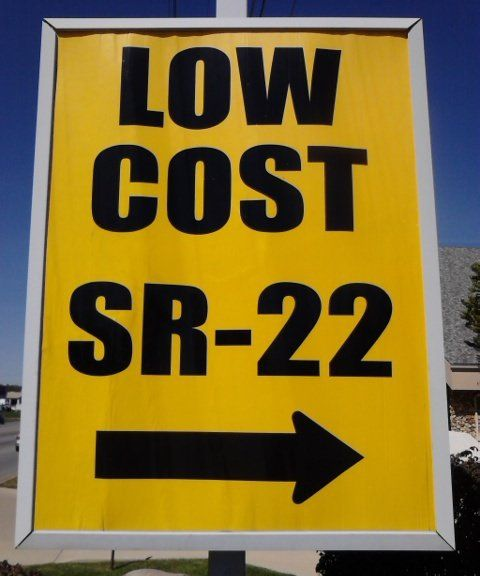 Going over SR-22 claims in Fairfield, OH