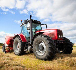 Farming equipment hire