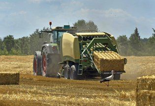 Agricultural machine hire