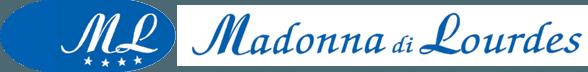 Madonna di Lourdes logo