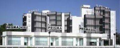 degli edifici con scritto Prisma (la sede)