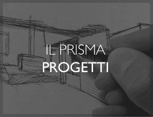 un'immagine con scritto il Prisma progetti