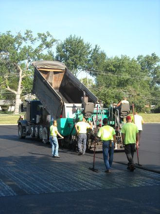 Asphalt Resurfacing Cleveland, OH