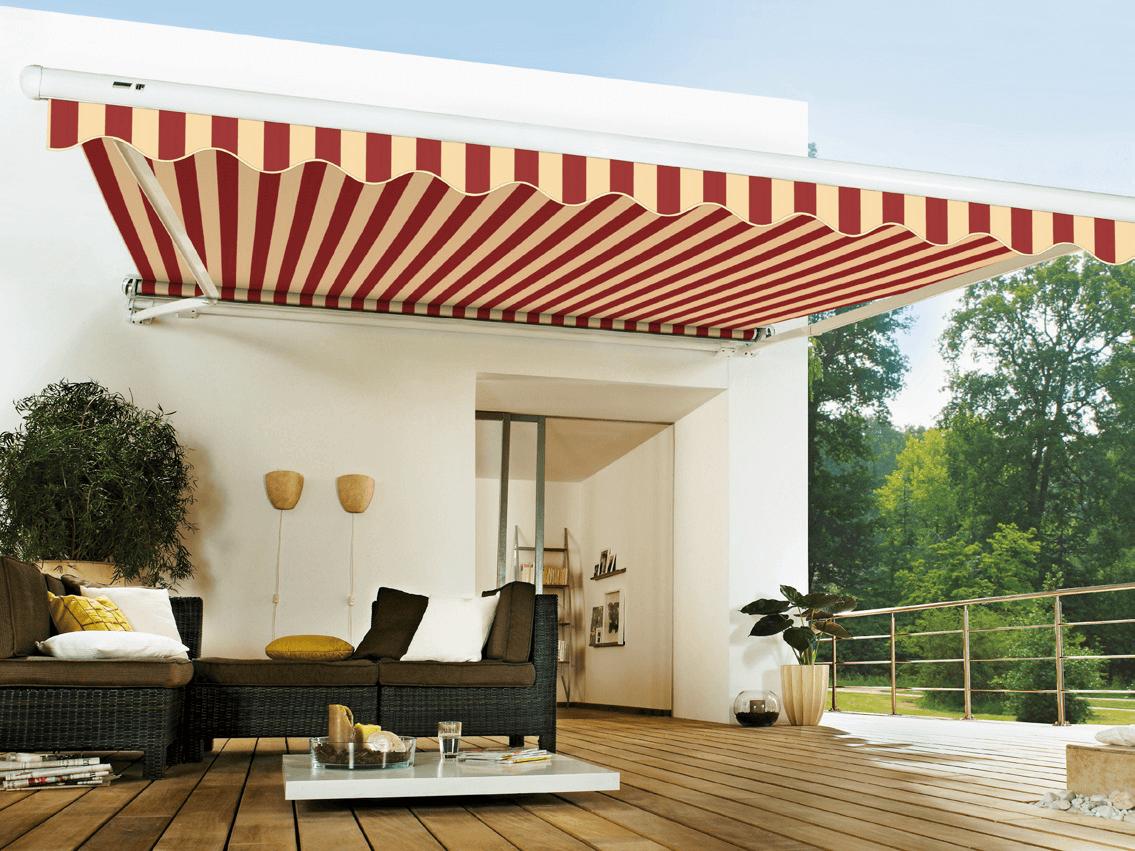 Sostituzione teli su terrazzi