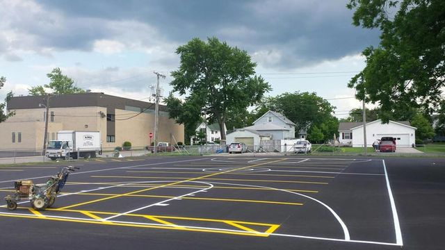Pavement Line Striping | Fort Wayne, IN | Asphalt