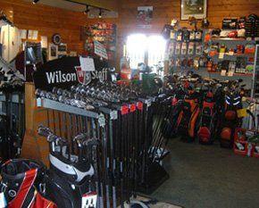 Golf balls - Peterhead, Aberdeenshire - Berryhill Driving Range - Shop