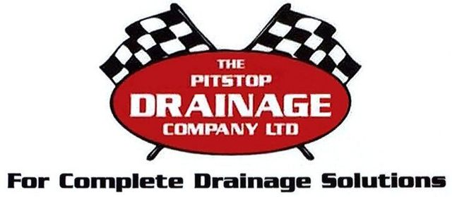 THE PITSTOP DRAINAGE COMPANY logo
