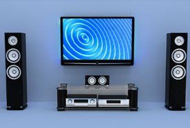 TV and video system