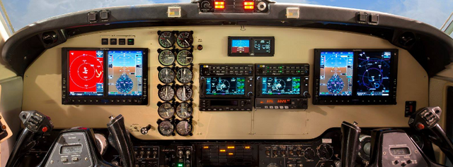 Aircraft Panels for Pilots & Owners – Envision Avionics Panels