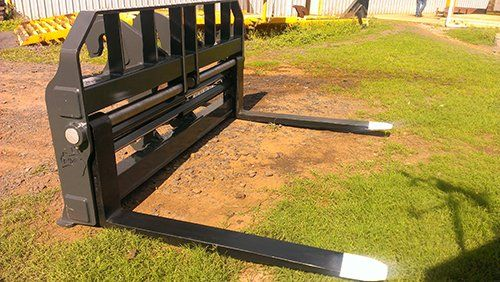 McCormack Industries - Aubigny, QLD - Pallet Forks