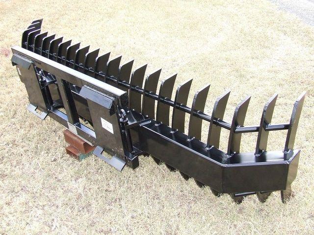 McCormack Industries - Aubigny, QLD - Blade/Stick Rake