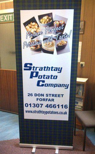 For Quality Potatos In Forfar Angus Scotland Uk Call Strathtay Potato On