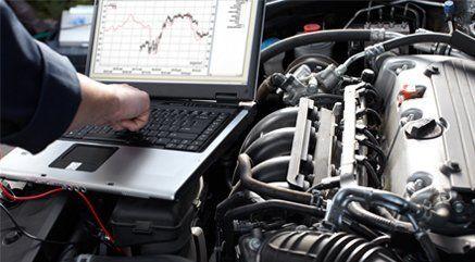 hi-tech diagnostics equipment