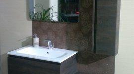 lavello quadrato- bagno