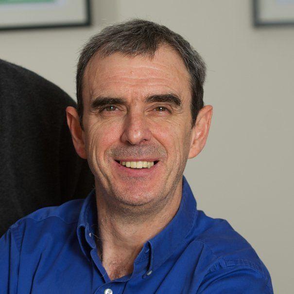 Dr Ian Fotheringham - Ingenza
