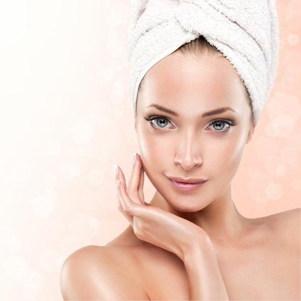 Bellezza trattamento viso