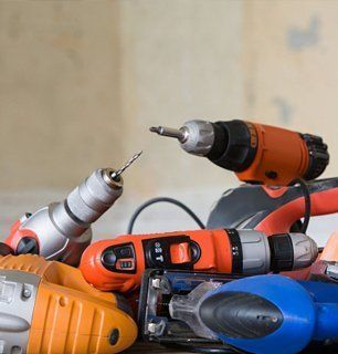 Roofing and power tools