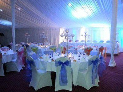 seating at wedding