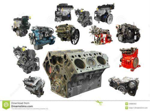 Tredici motori diversi